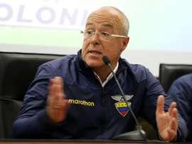 Jorge Célico analizó a la Selección de Estados Unidos. EFE/Archivo