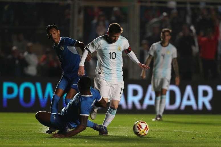 Análisis de Argentina en la Copa América 2019. EFE