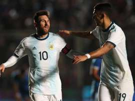 Les compos officielles du match de Copa América entre l'Argentine et la Colombie. BeSoccer