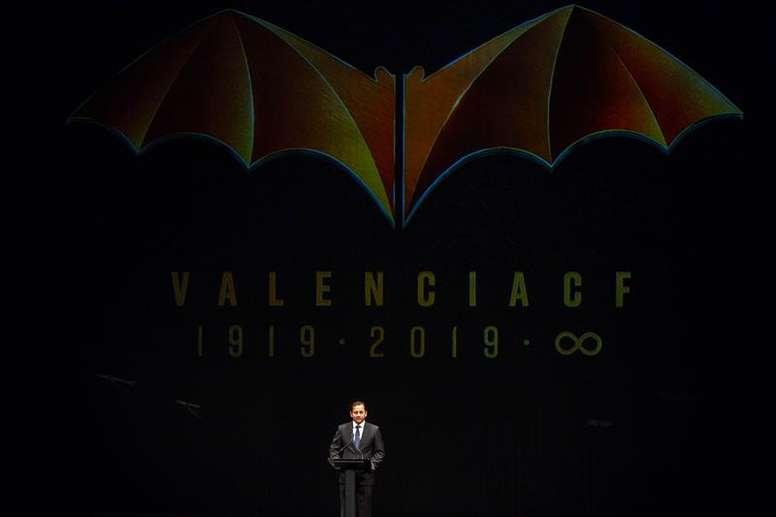 El Valencia trabaja poniéndose en el peor escenario posible. EFE/Archivo