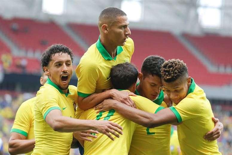 L'absence de Neymar redistribue les cartes. EFE