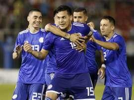 Casi cinco años después, Paraguay volvió a ganar un amistoso. EFE