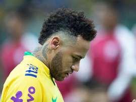 L'enquête sur Neymar arrive en France. EFE
