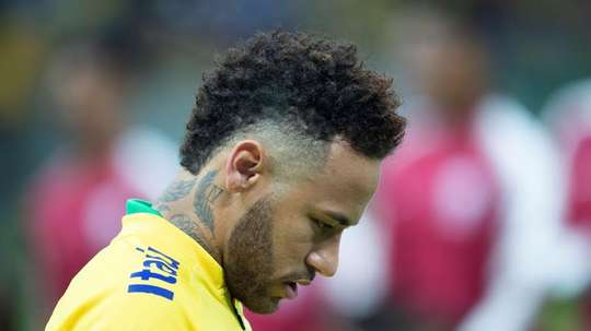 French Police is now also involved in the rape accusations against Neymar. EFE