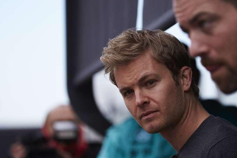 Nico Rosberg, piloto alemán de Fórmula Uno. EFE/Archivo