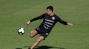 Os planos do Manchester United com Alexis Sánchez. EFE