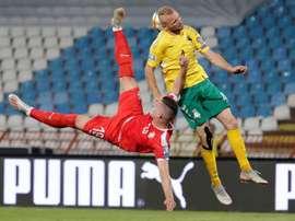 La Serbie appelle Jovic pour jouer face au Portugal et Luxembourg. EFE