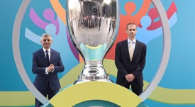Más de 14 millones de peticiones para la Eurocopa 2020. EFE/Archivo