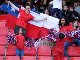 Los chilenos lo tienen claro. EFE