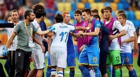 Italia y Ecuador quedaron eliminados en semifinales. EFE