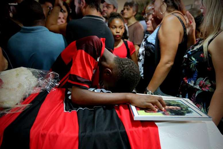 Denuncian a un ex presidente de Flamengo por homicidio. EFE