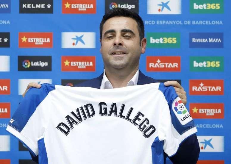 Gallego capitaneará un nuevo proyecto muy ambicioso. EFE