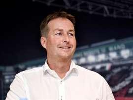 Kasper Hjulmand dirigirá a la Selección de Dinamarca. EFE