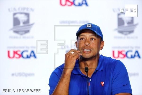 Tiger Woods, golfista estadounidense. EFE