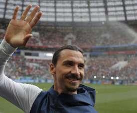 Un año más, Ibrahimovic encabeza el listado. EFE