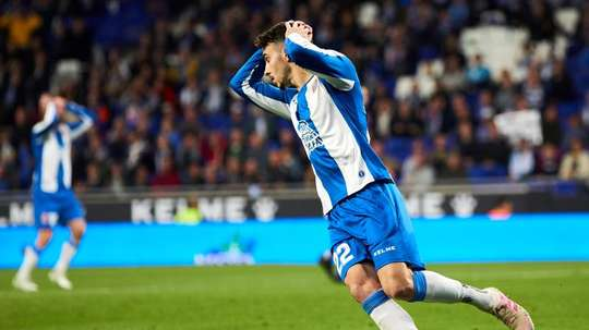 Mario Hermoso is close to becoming an Atleti player. EFE