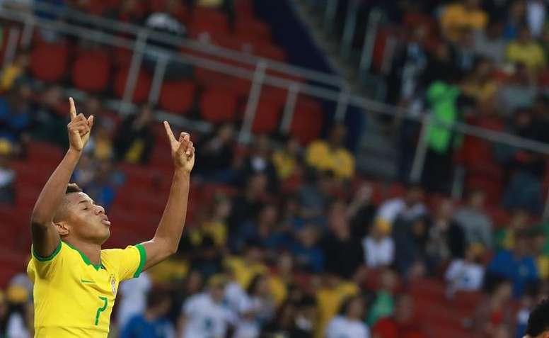 Brasil no quiere tropiezos en el inicio. EFE