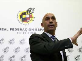 La Federación de Fútbol Madrileña se querelló contra Rubiales. EFE