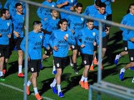 L'Uruguay affrontera l'Equateur. EFE