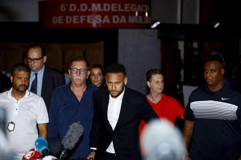 Les trois exigences du Barça pour un retour de Neymar. EFE
