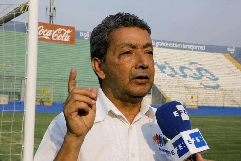 Bulnes, muy crítico con Honduras. EFE