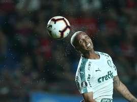 Getafe négocie avec Palmeiras pour Deyverson. EFE