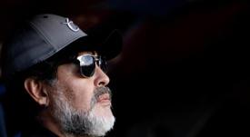 Maradona pone por las nubes al 'Chucky' Lozano. EFE/Archivo
