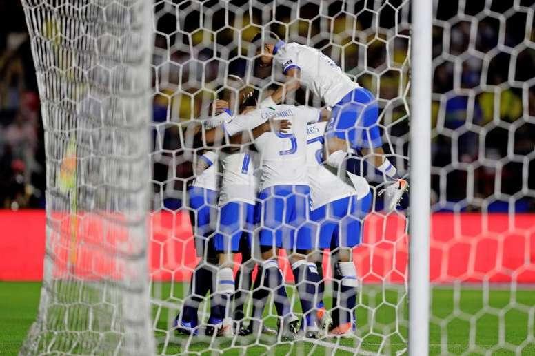 Brasil mira a los cuartos. EFE