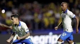 Philippe Coutinho podría irse del Barça. EFE