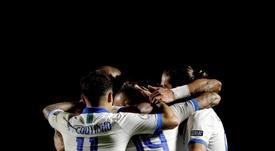 Coutinho ha segnato due reti contro la Bolivia. EFE