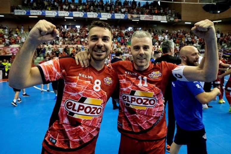 Giustozzi cree que Miguelín no jugará más hasta 2020. EFE