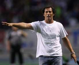 Pedro Troglio, nuevo entrenador de Olimpia de Honduras. EFE/Archivo
