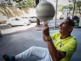 De Ecuador a Brasil financiado a base de malabares. EFE