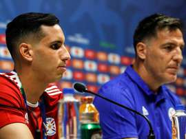 El objetivo de Paraguay es regresar al Mundial. EFE