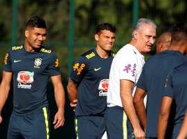 Thiago Silva fait son choix. EFE