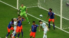 La Colombia supera l'Argentina. EFE