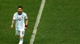 Stoichkov falou sobre Leo Messi. EFE