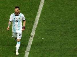 Les 10 choses à savoir avant Argentine-Paraguay. EFE