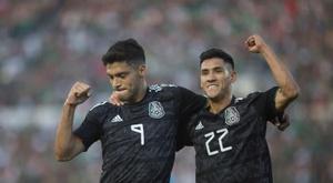 Martino puso a Jiménez por delante de Vela o Hernández. EFE