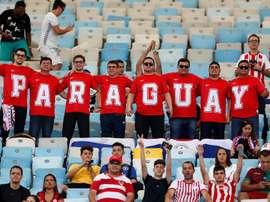 Apoyo brasileño a Paraguay. EFE