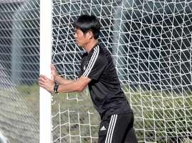 Morisayu signe pour un match nul. EFE