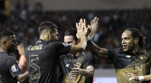 Costa Rica se llevó la victoria ante Nicaragua. EFE