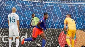 Los cinco hitos de los cinco primeros partidos de la Copa América. EFE
