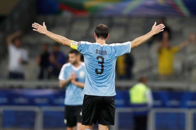 Uruguay y Japón se enfrentarán por primera vez en partido oficial. EFE