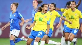 Brasil quer sediar a Copa do Mundo Feminina em 2023. EFE