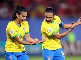 Brasil concorre para sediar Copa de 2023 com Austrália e Nova Zelândia, Colômbia e Japão. EFE
