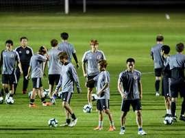 Japón espera eliminar los errores que cometieron ante Chile. EFE