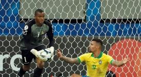 La ambición de Brasil se encuentra con el VAR. EFE