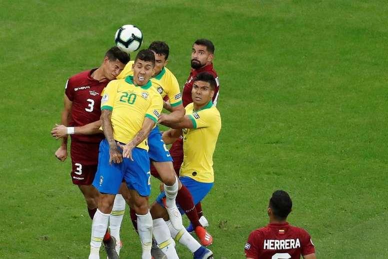 Le Brésil freine. EFE/Archive
