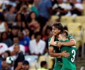 Marcelo Moreno foi convocado para a Seleção Boliviana. EFE